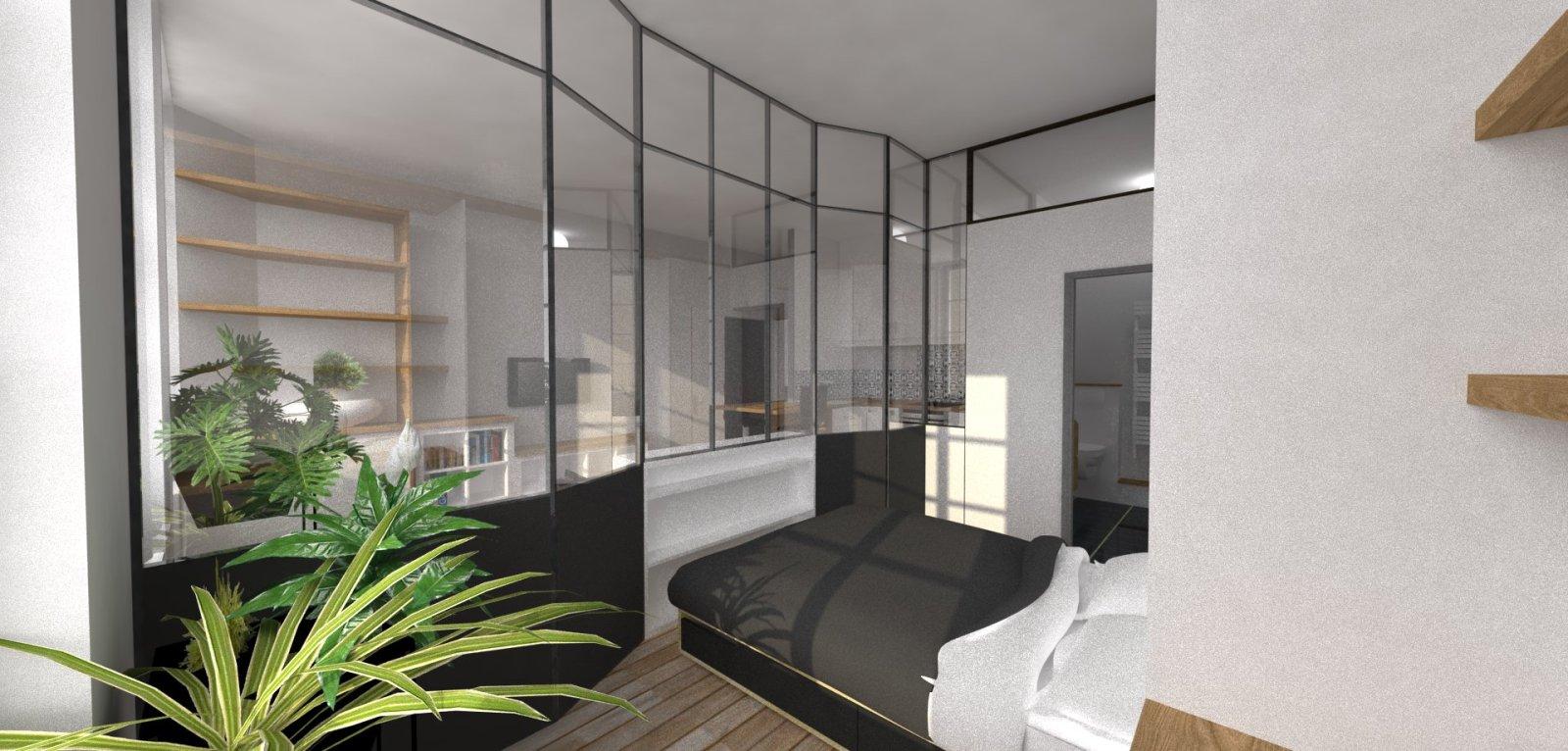 16 010 rue ney asa lyon architecte auvergne rhone alpes for Architecte rhone